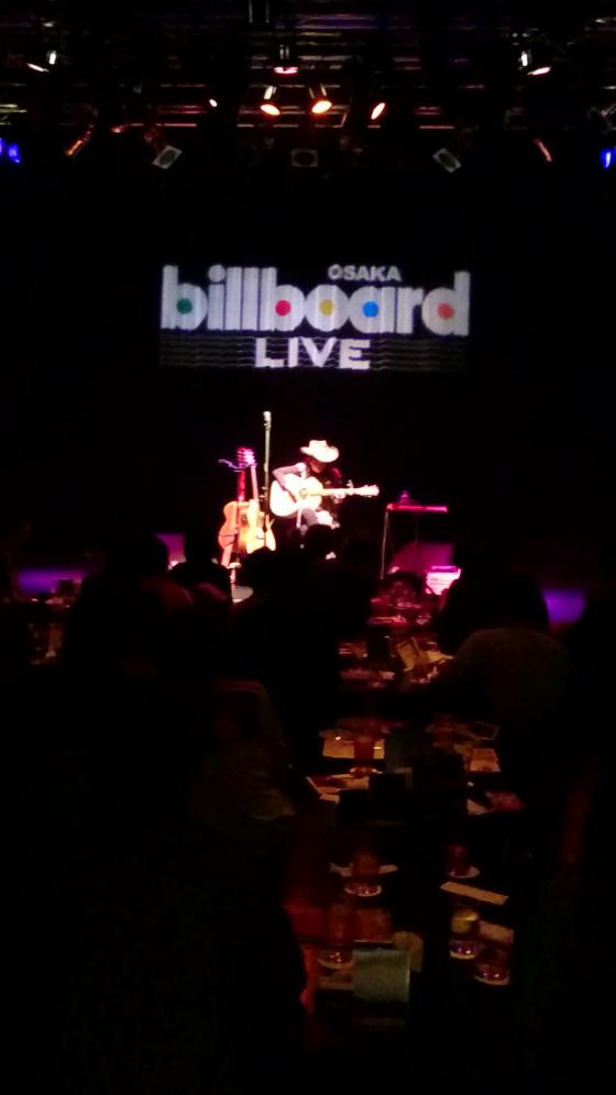 Billboard Live OSAKA 2015 KOYUKI